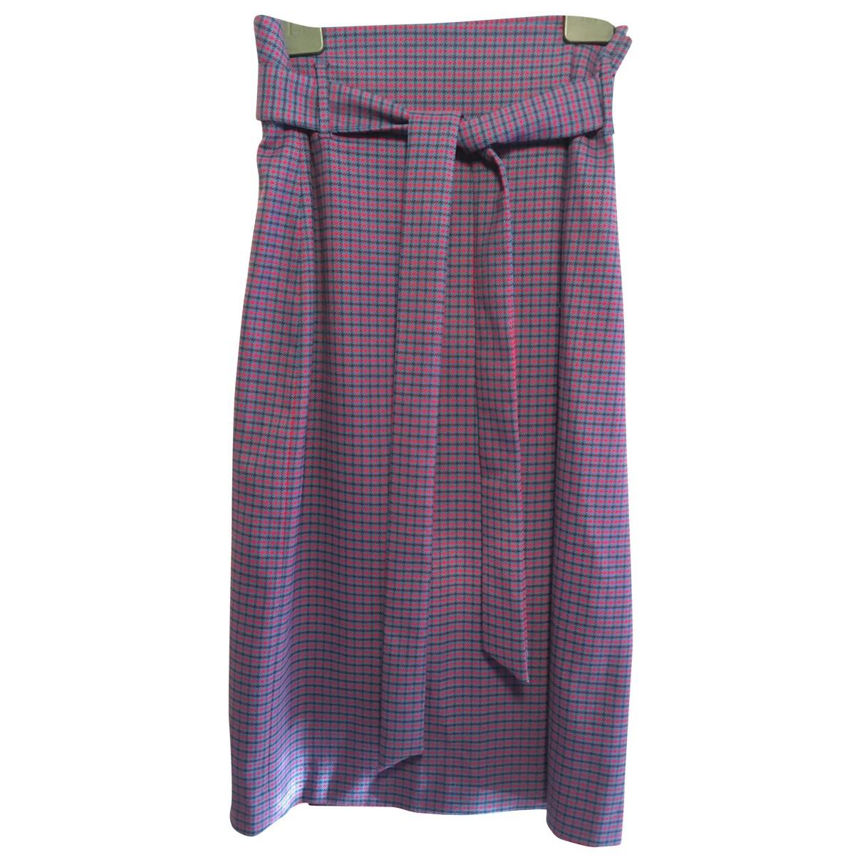 Zara \N Multicolour skirt for Women XL International