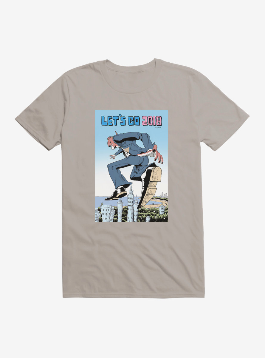 Business Fish 2018 Vibes T-Shirt