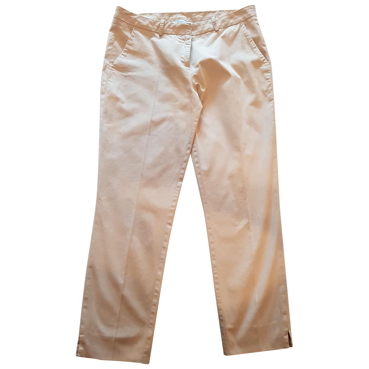 Pantalon recto Blumarine