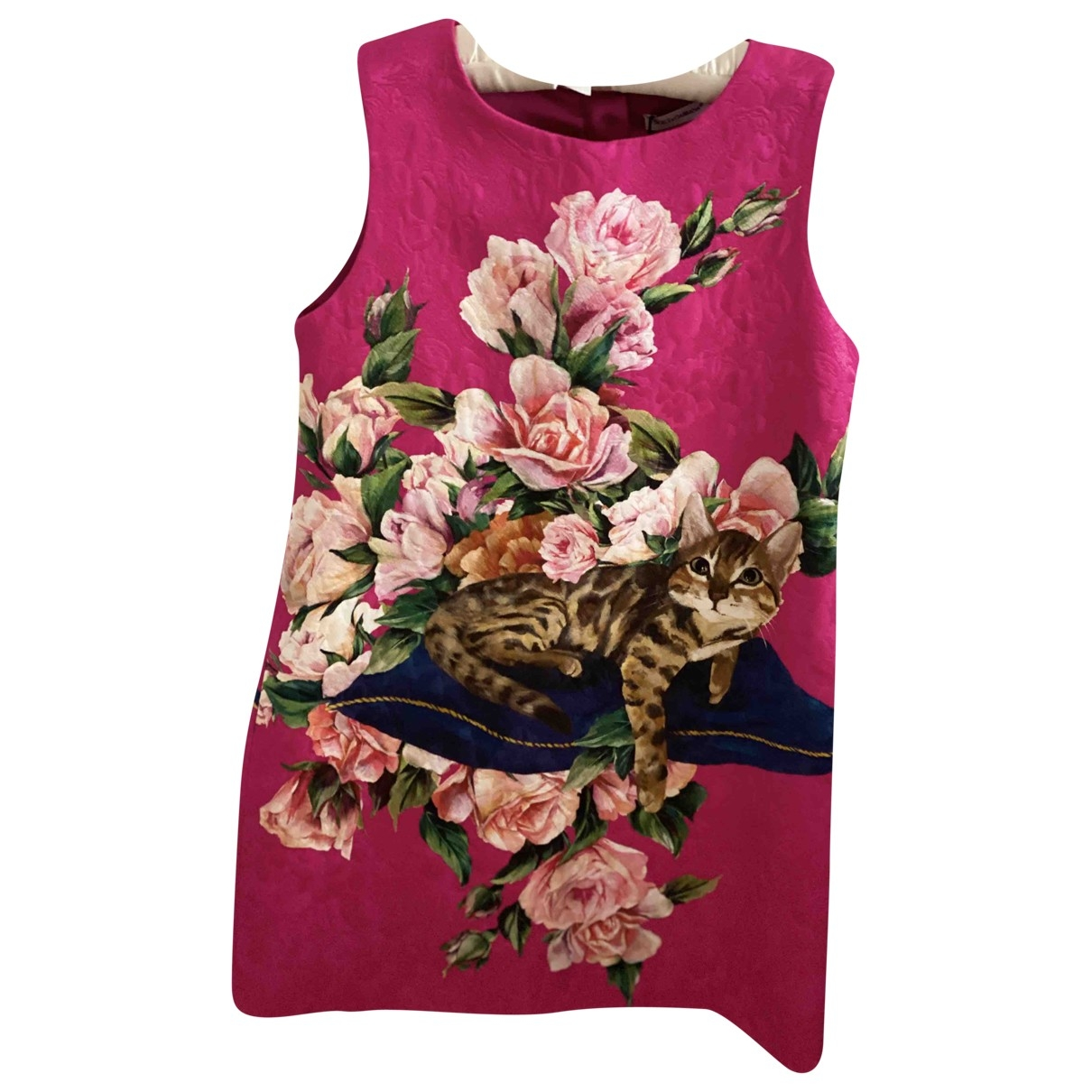 Dolce & Gabbana \N Pink dress for Kids 10 years - up to 142cm FR