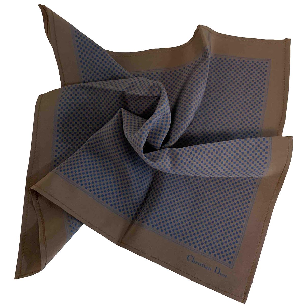 Christian Dior - Carre   pour femme en soie