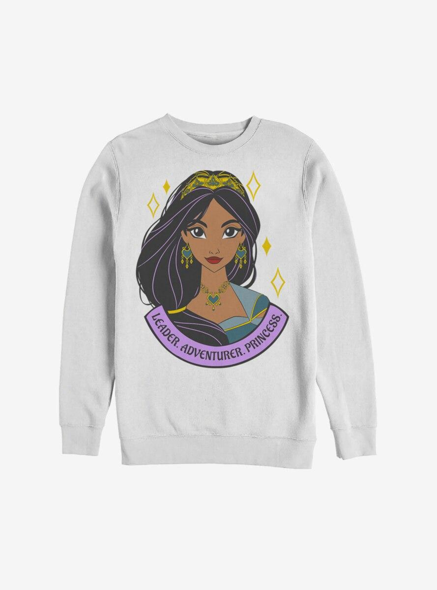 Disney Aladdin 2019 Future Is Female Sweatshirt
