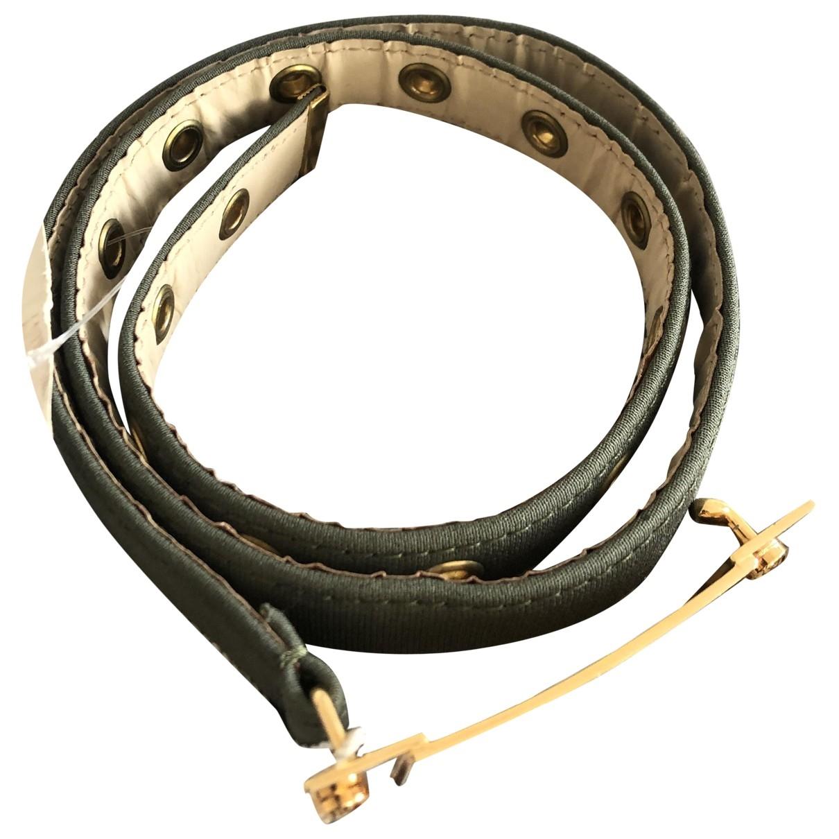 Cinturon de Cuero Emilio Pucci