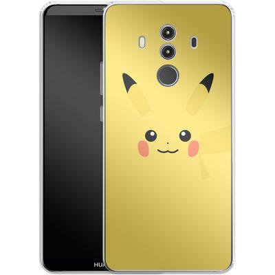 Huawei Mate 10 Pro Silikon Handyhuelle - Pikachu by Lucian Foehr von Lucian Foehr