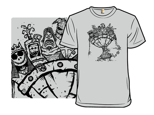 A Most Horrible Quest T Shirt