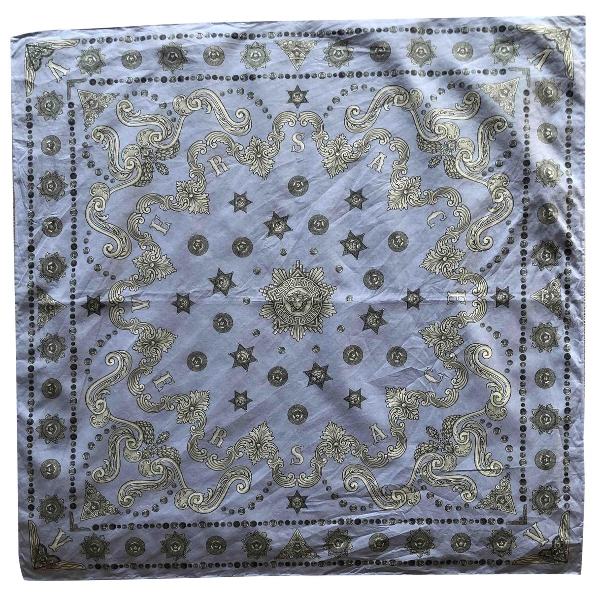 Versace - Cheches.Echarpes   pour homme en coton - multicolore