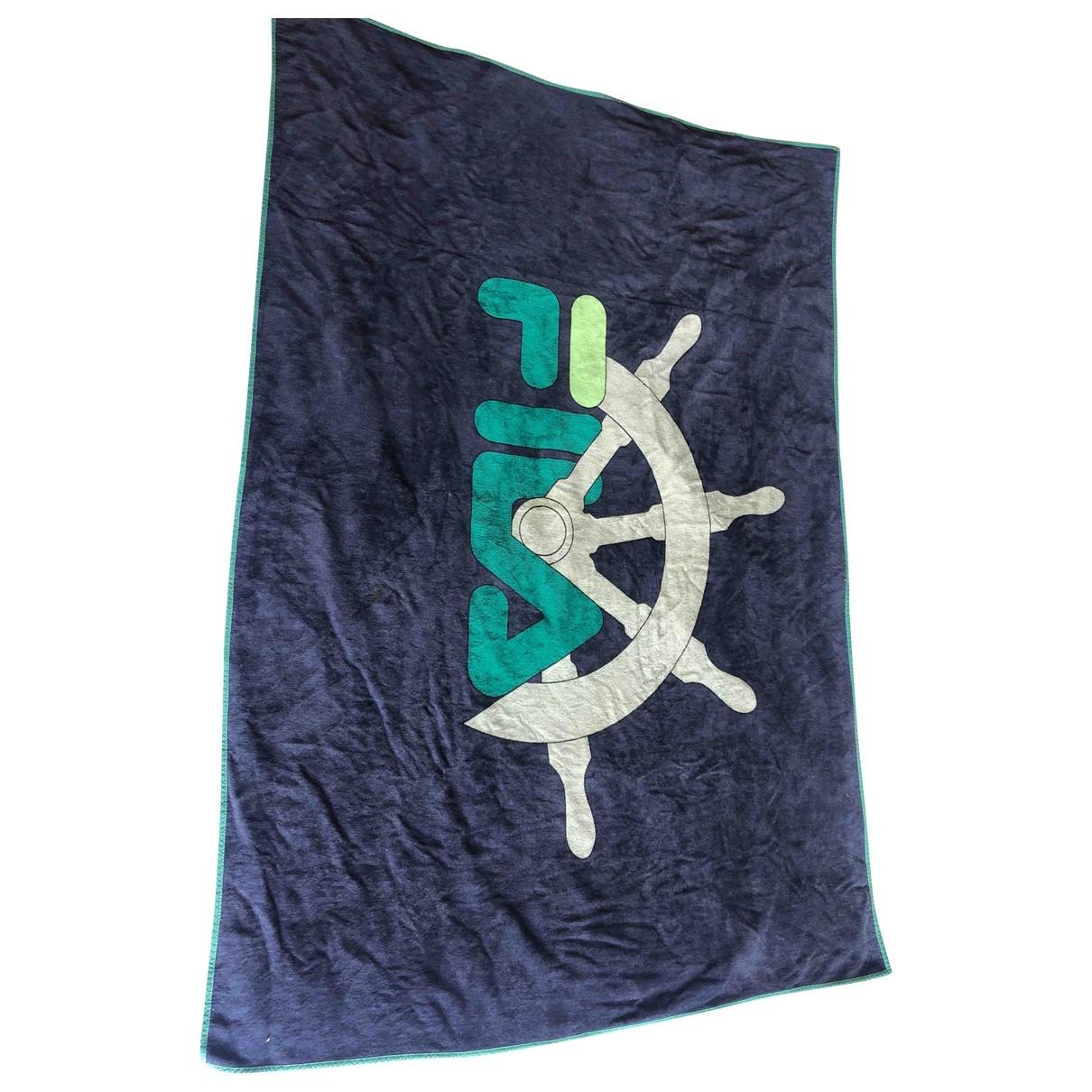 Fila - Fitness   pour lifestyle en coton - bleu