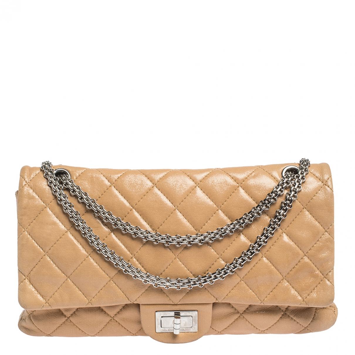 Bolso 2.55 de Cuero Chanel
