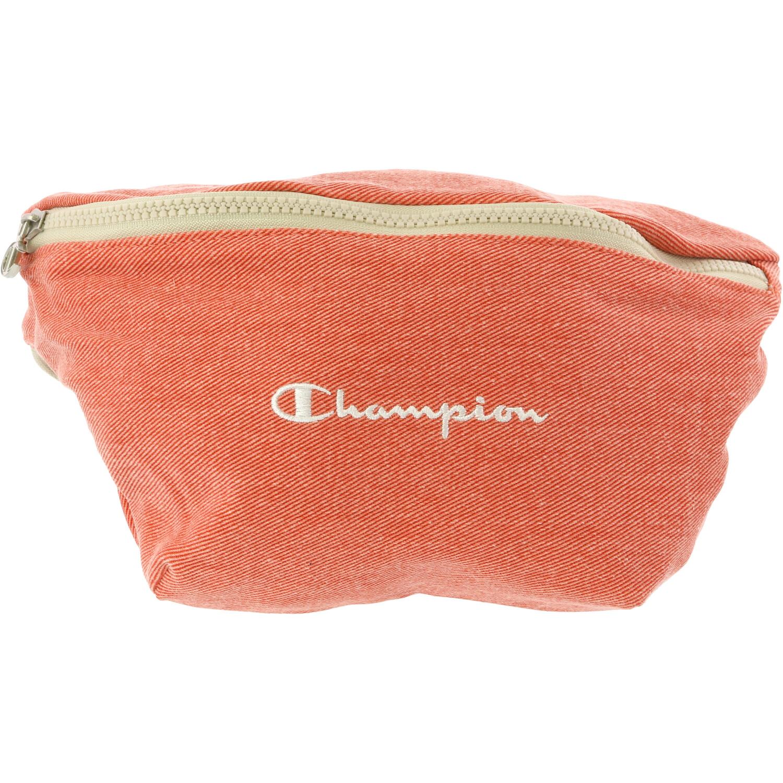 Champion Sun Bleached Cotton Bum Bag - Coral