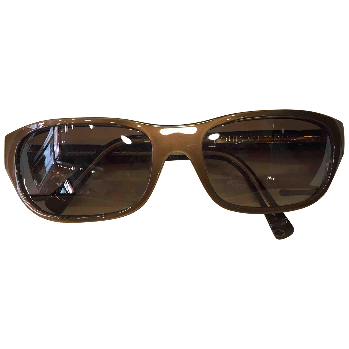 Louis Vuitton N Black Sunglasses for Women N