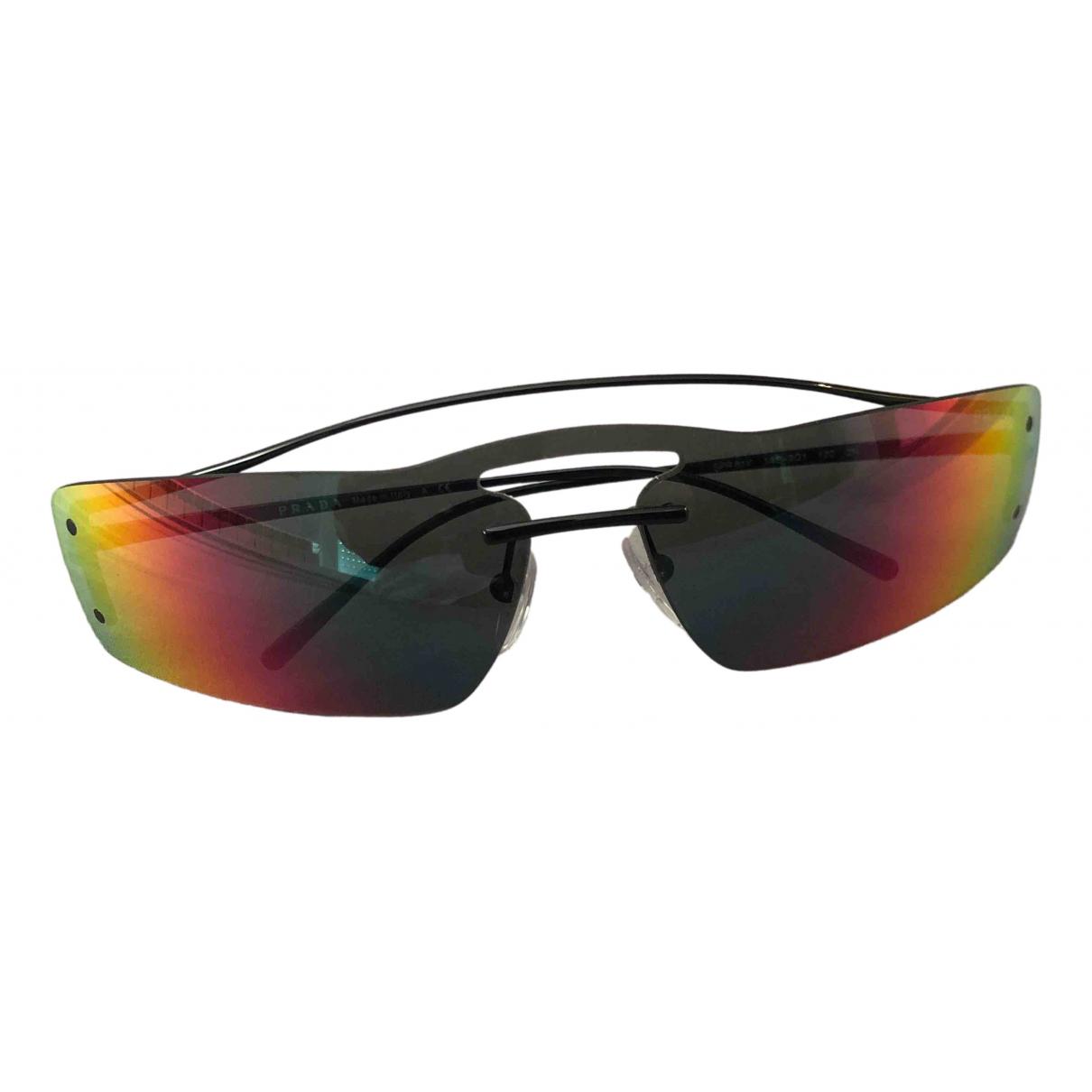 Prada \N Multicolour Metal Sunglasses for Women \N