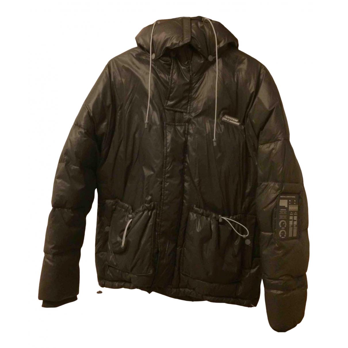 C2h4 Los Angeles - Manteau   pour femme en coton - anthracite