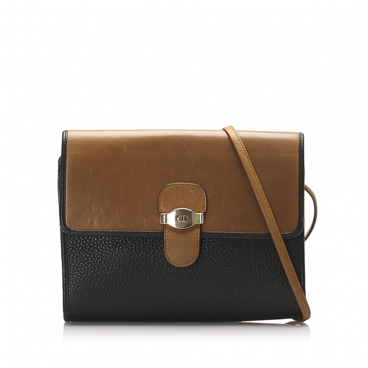 Dior N Blue Leather handbag for Women N