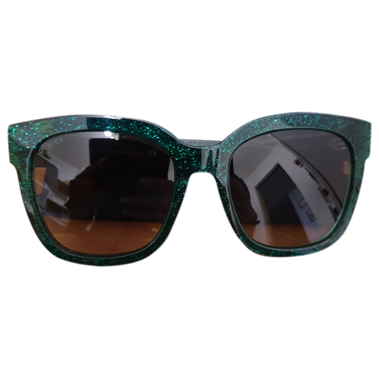 Gucci \N Green Sunglasses for Women \N
