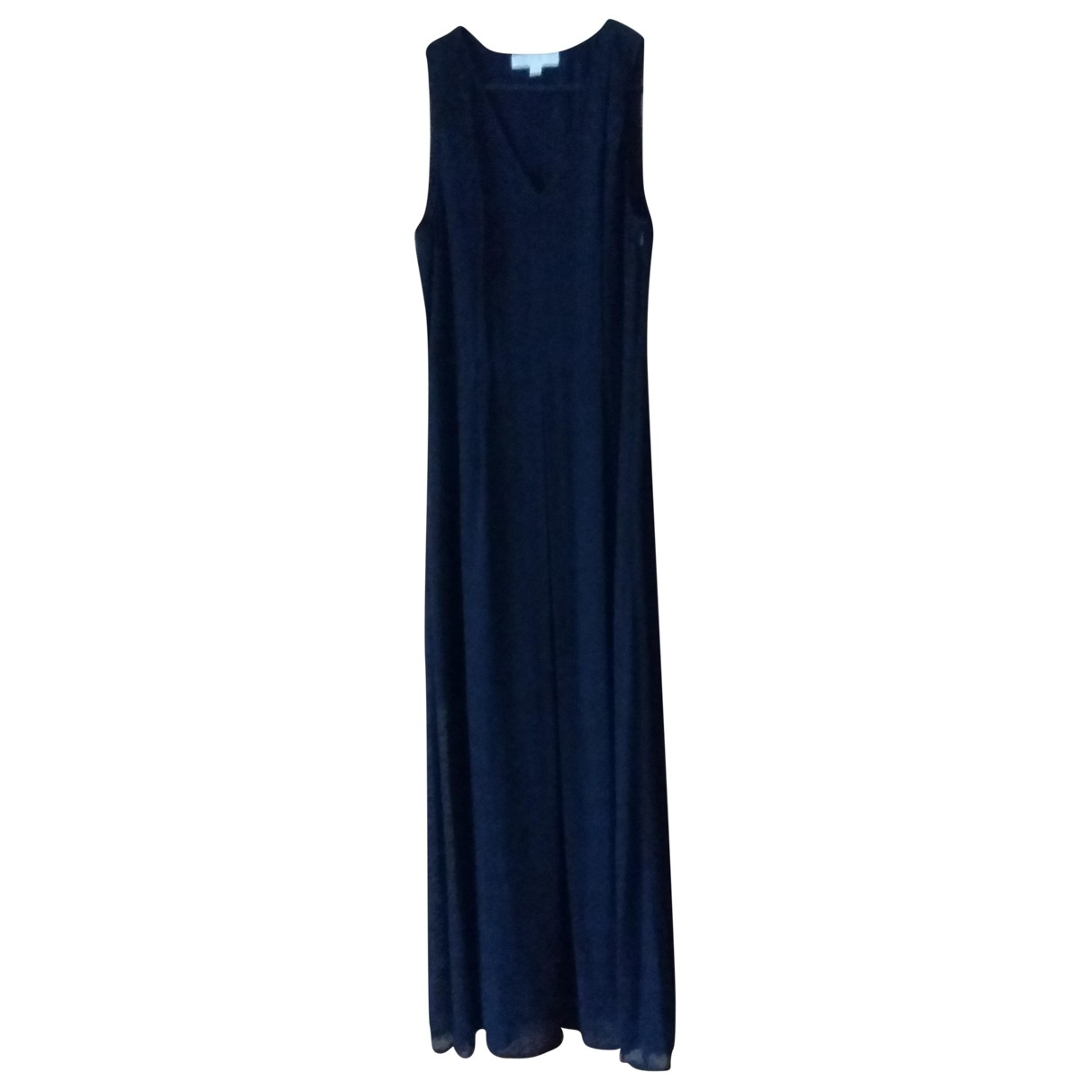 Michael Kors \N Kleid in  Marine Polyester