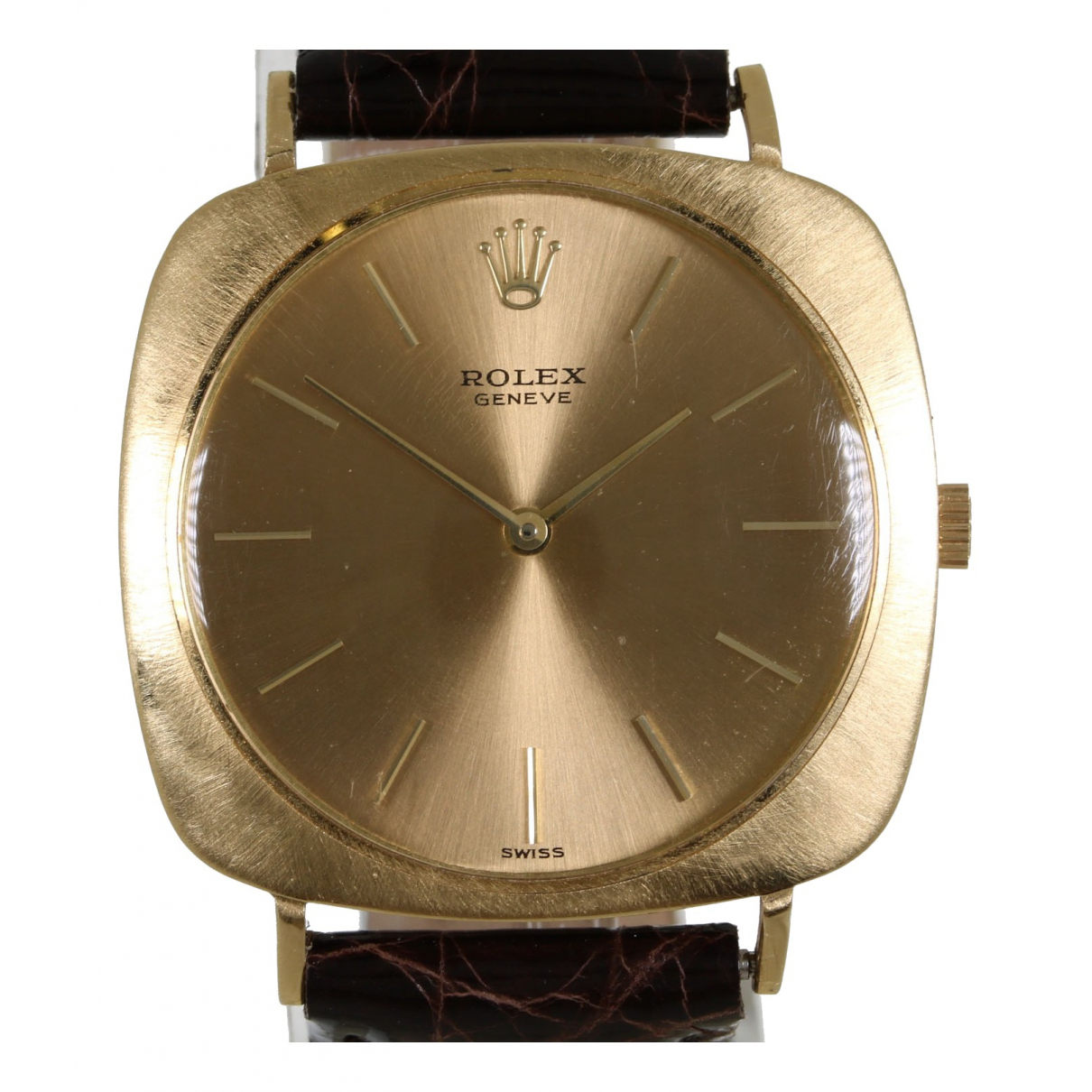 Rolex Cellini Gold Yellow gold watch for Men \N