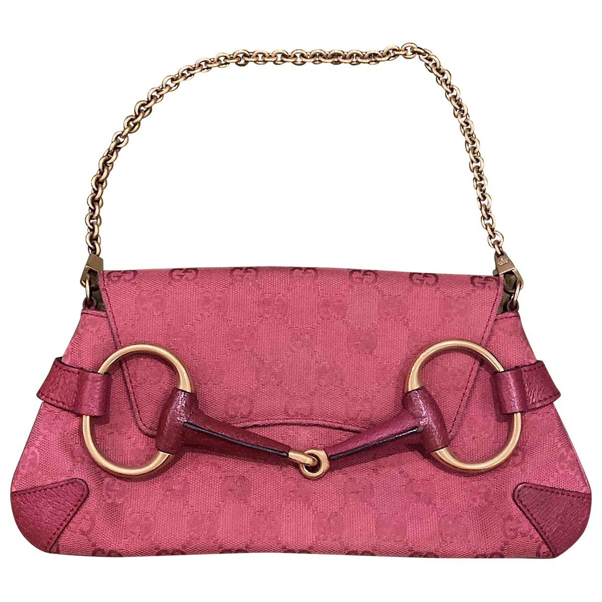 Gucci \N Pink Cloth handbag for Women \N