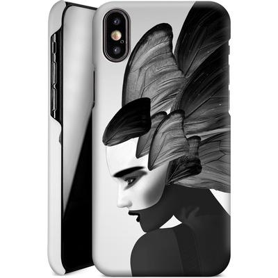 Apple iPhone X Smartphone Huelle - Lady D von Mark Ashkenazi
