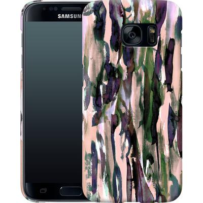 Samsung Galaxy S7 Smartphone Huelle - Fire and Ice von Amy Sia