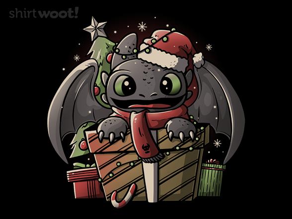 Dragon Gift T Shirt