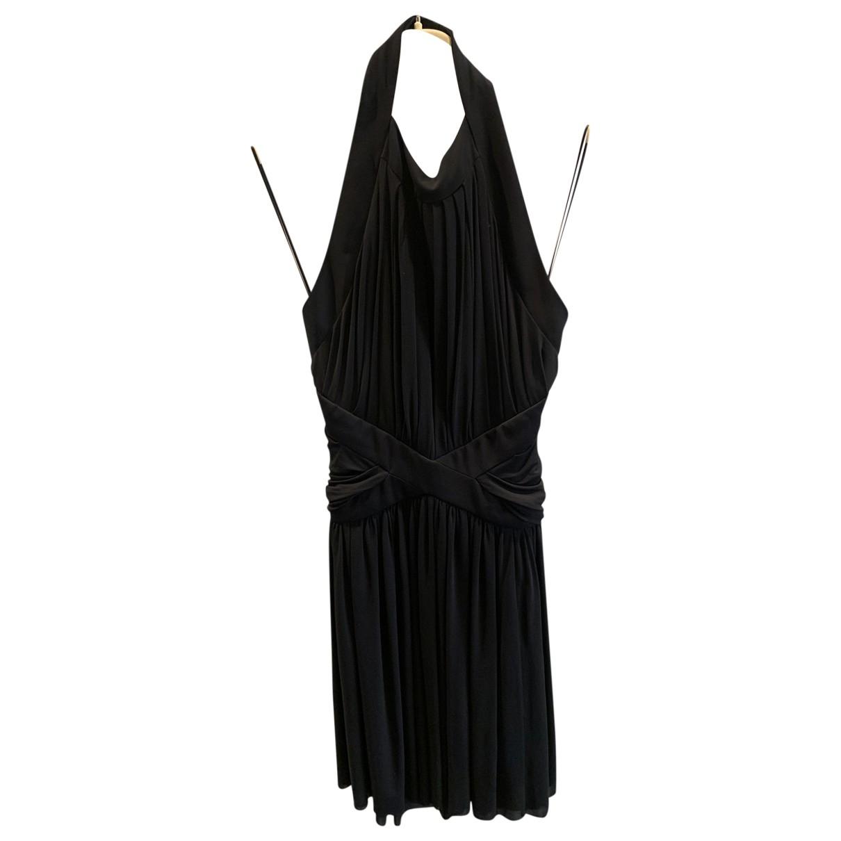Balmain \N Black dress for Women 40 IT