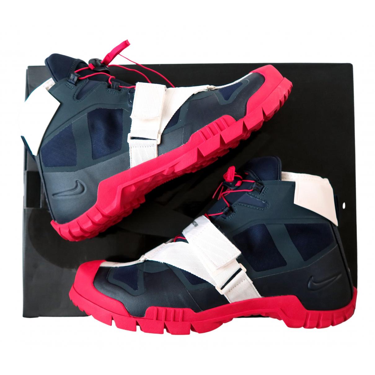 Nike X Undercover \N Sneakers in  Bunt Leder