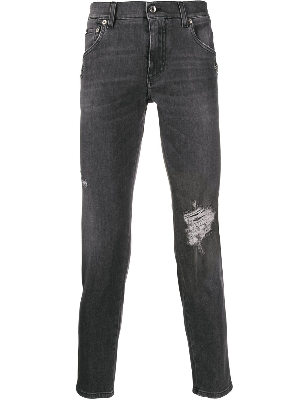 Jeans With Stamp
