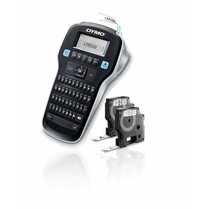 DYMO Etiqueteuse 160 etiqueteuse portable, fournie avec 2 rubans D1