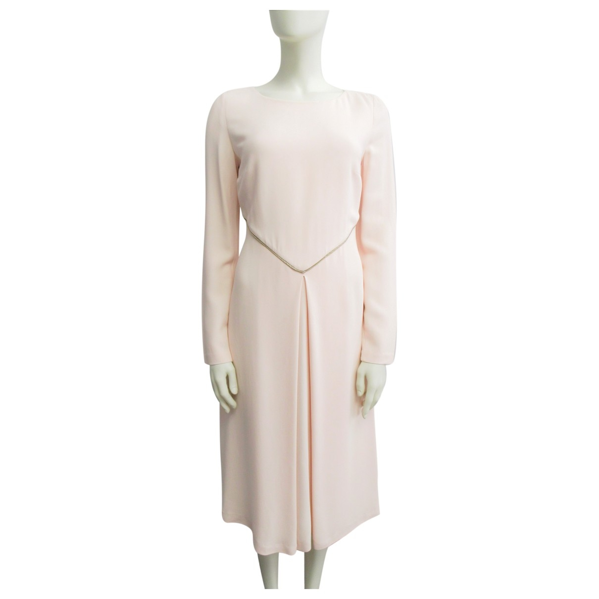 Maxi vestido Vionnet