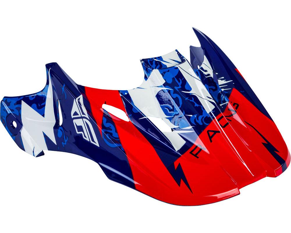 Fly Racing 73-47925 Kinetic Shocked Helmet Visor