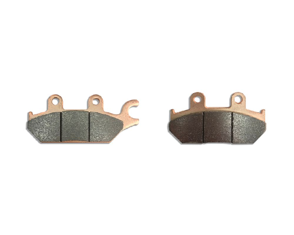Demon Powersports PATP-1048 Front Sintered Metal Brake Pads Honda TRX 450 | TRX 700 2004-2011