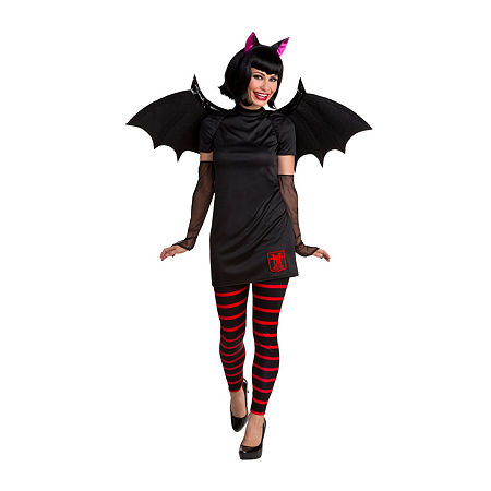 Women'S Hotel Translyvania Mavis Deluxe Costume Womens Costume, Small , Black