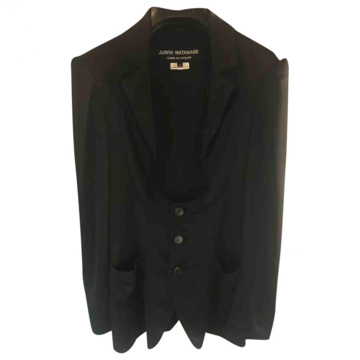 Junya Watanabe \N Black Cotton jacket for Women S International