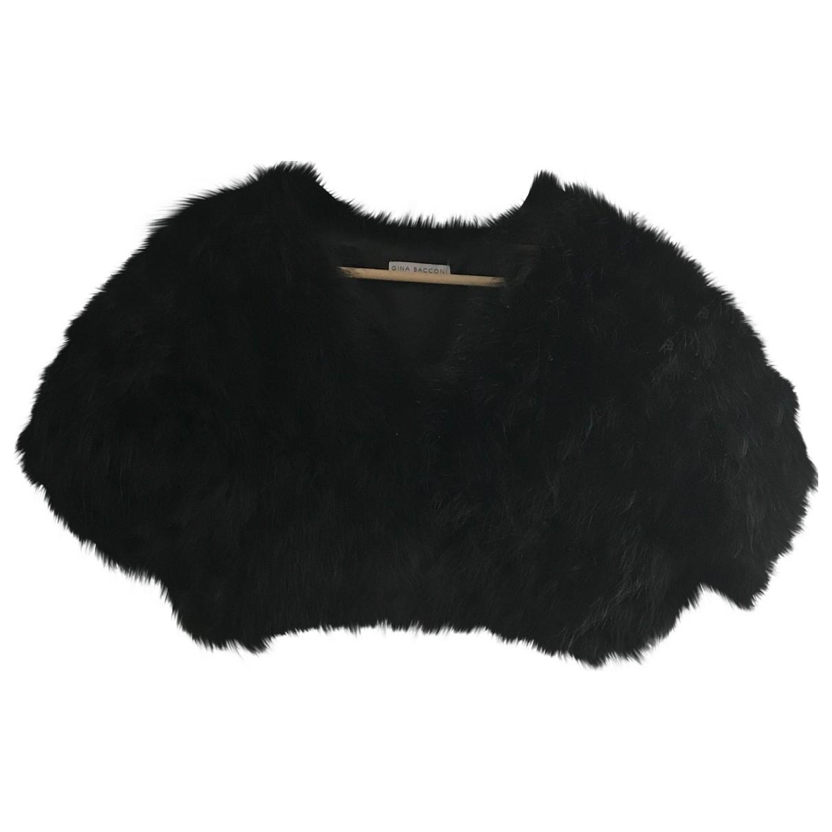 Non Signé / Unsigned \N Black Fur jacket for Women L International