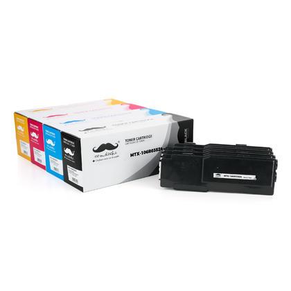 Compatible Xerox 106R03524 106R03526 106R03527 106R03525 Toner Cartridge - Moustache@