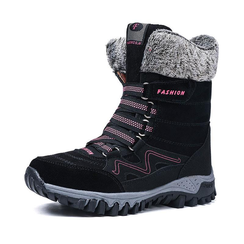 Ericdress Patchwork Elastic Round Toe Korean Boots
