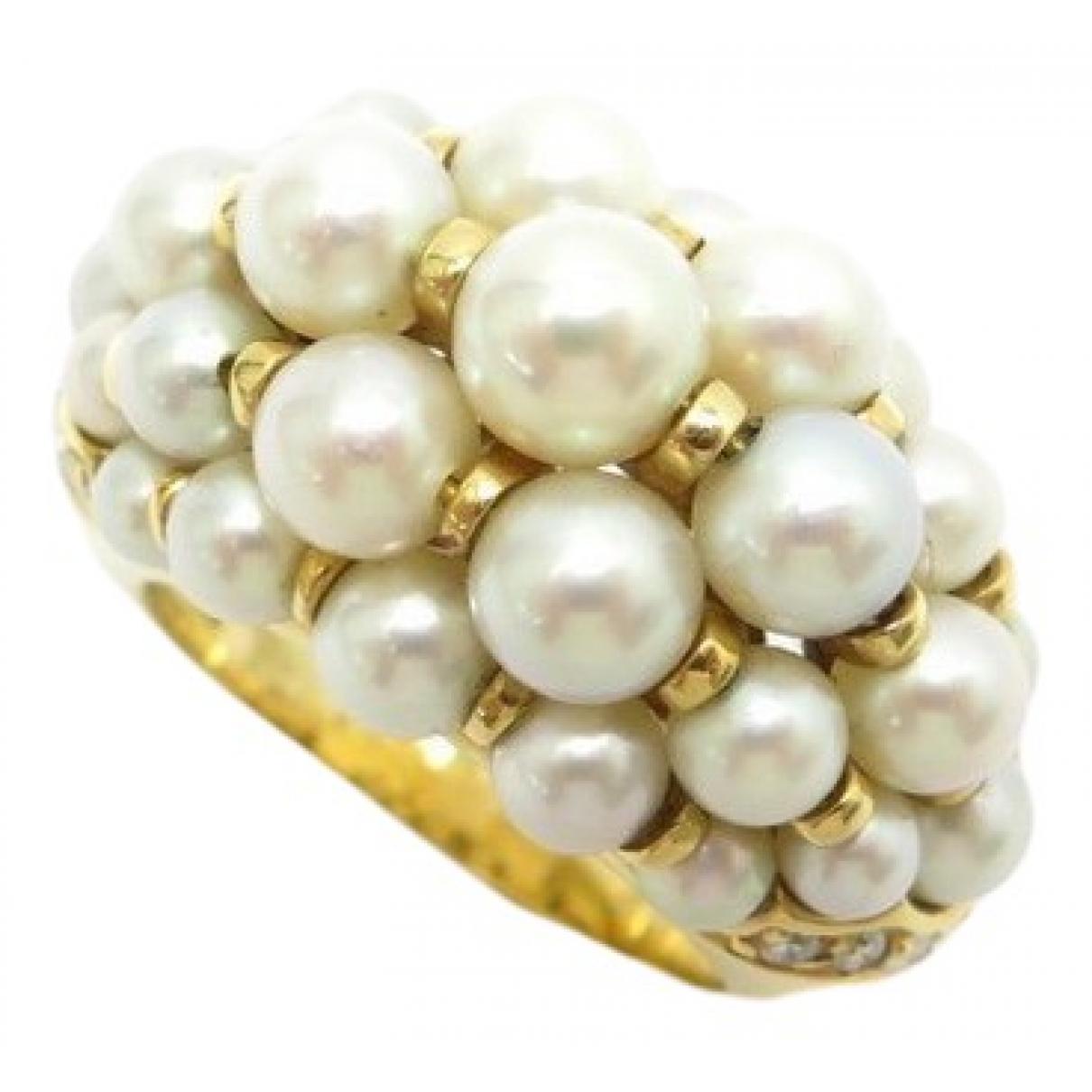 Cartier - Bague   pour femme en or jaune - dore
