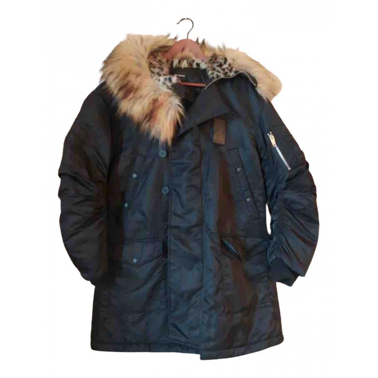 The Kooples N Black coat for Women 44 FR