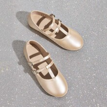 Toddler Girls T-strap Mary Jane Flats