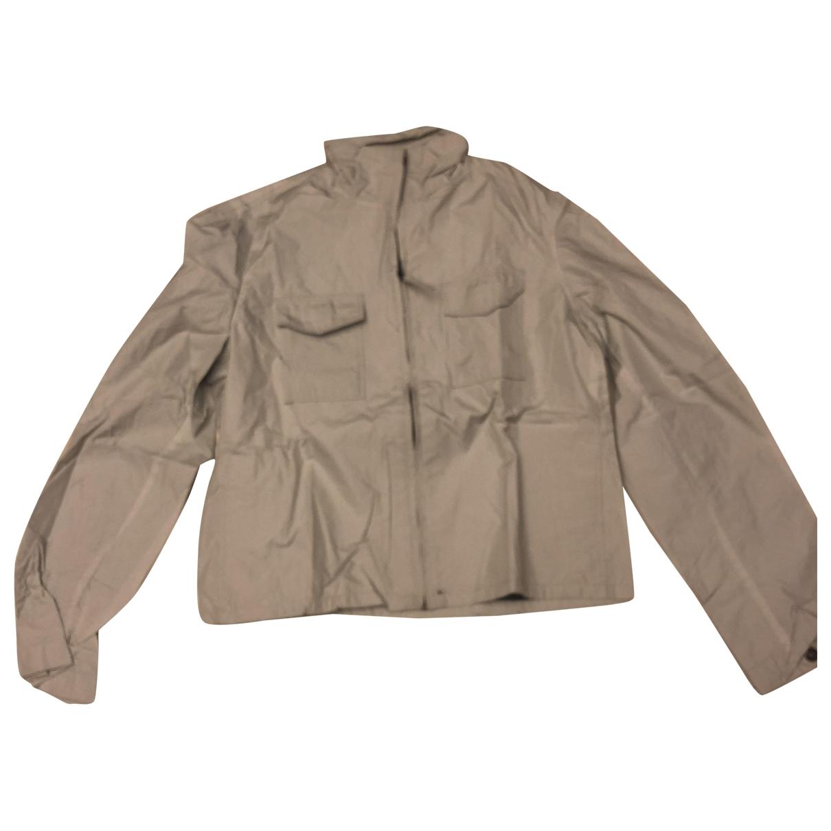 Aspesi - Veste   pour femme en coton - gris