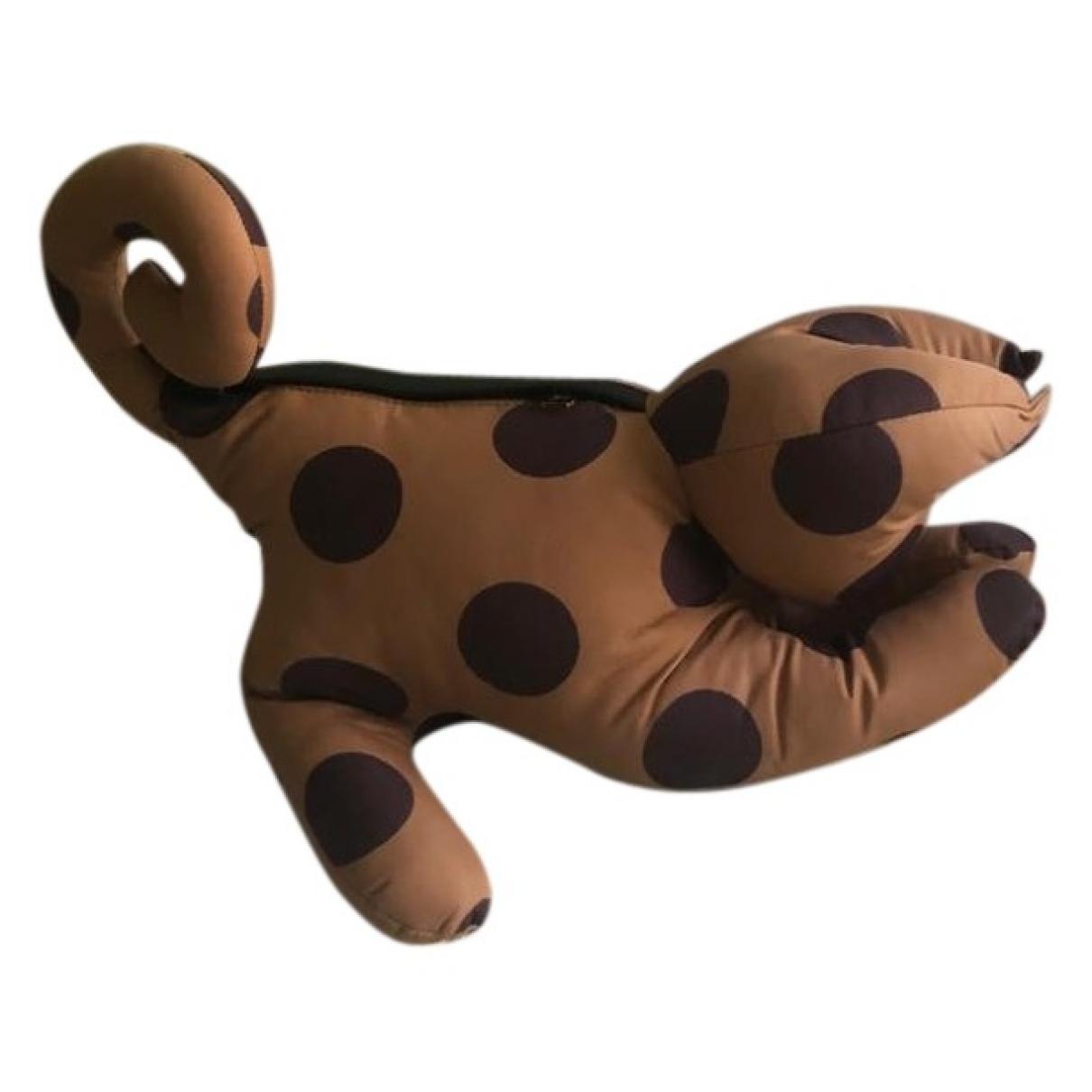 Loewe Animals Handtasche in  Kamel Seide