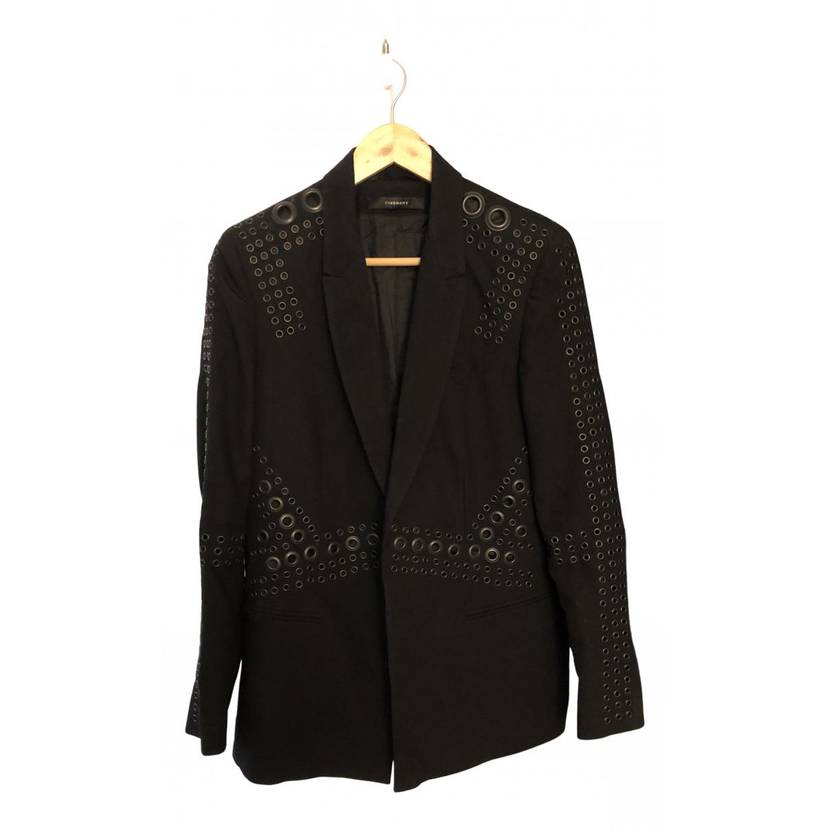 Givenchy - Veste   pour femme - noir