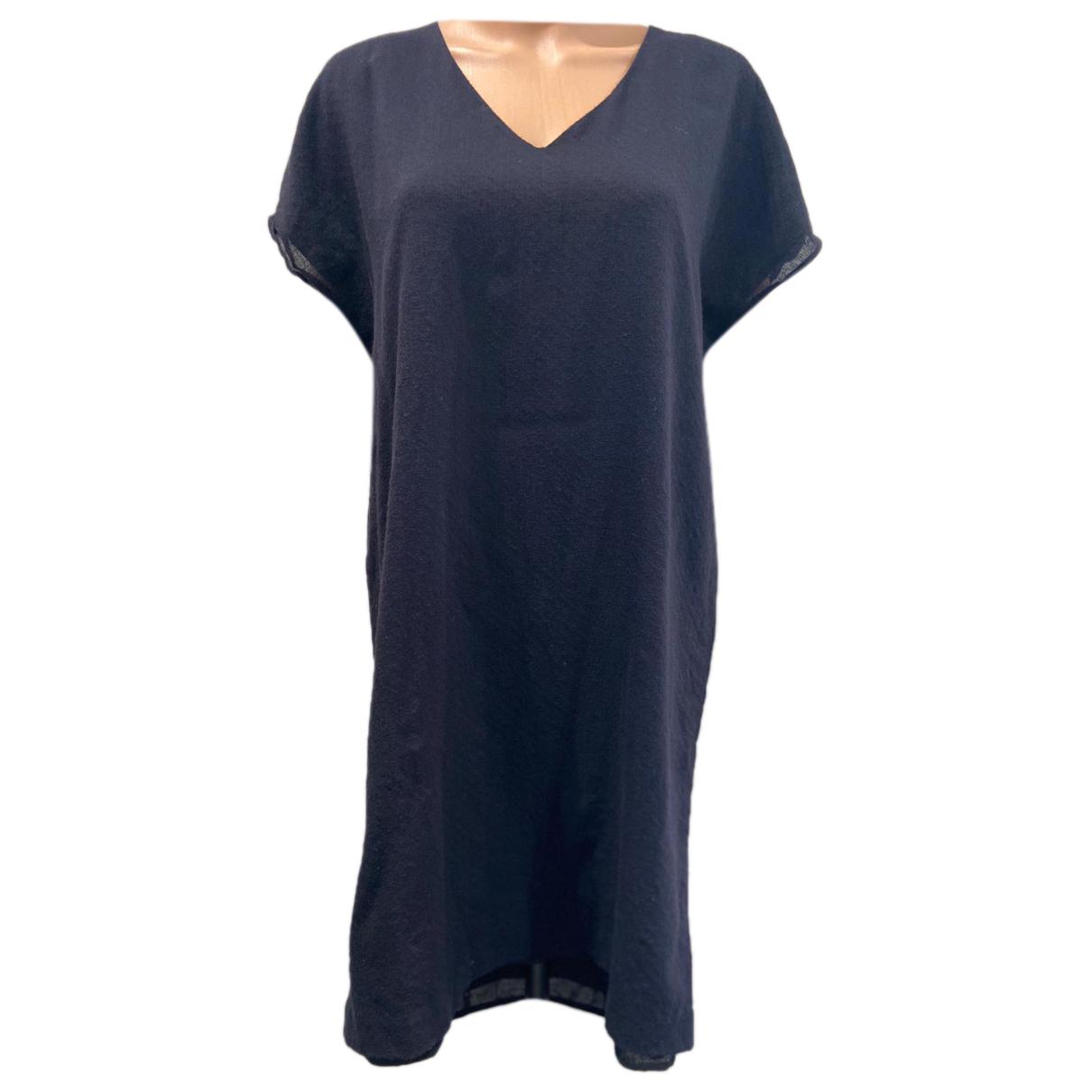 Ba&sh N Blue Wool dress for Women 2 0-5