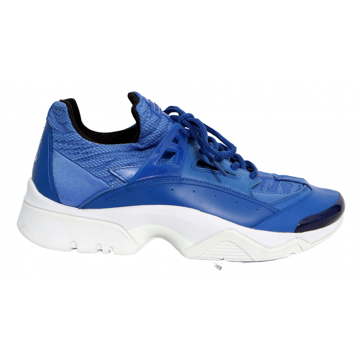 Kenzo Sonic Blue Trainers for Men 45 EU