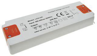 RS PRO AC, DC Constant Voltage LED Driver 30W 24V