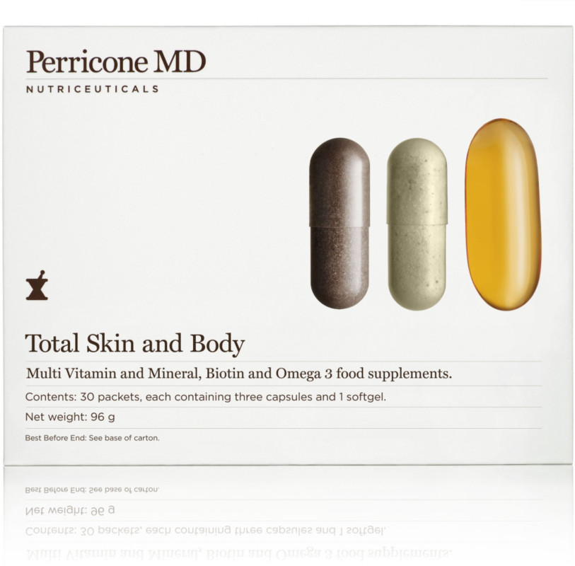 Skin & Total Body Food Supplements
