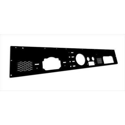 Rugged Ridge Replacement Dash Panel (Black) - 13320.12