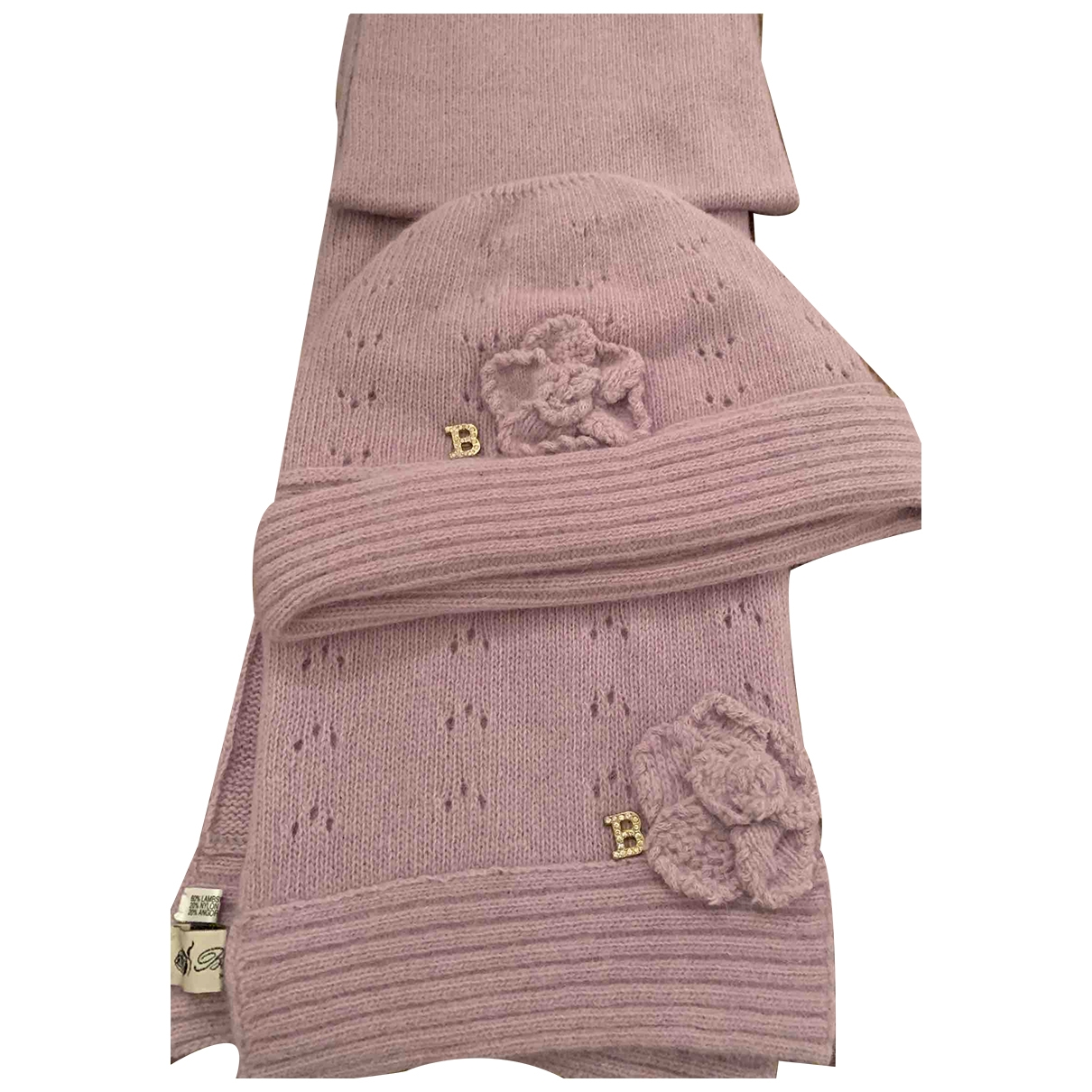 Blumarine \N Wool scarf for Women \N
