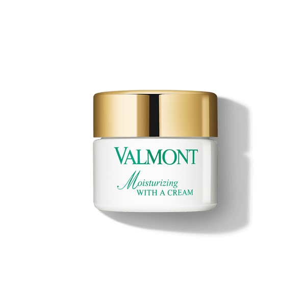 Moisturizing With A Cream - 7oz