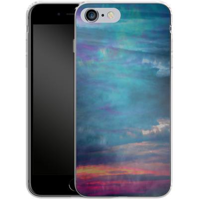 Apple iPhone 6 Plus Silikon Handyhuelle - Ocean Sky von Amy Sia